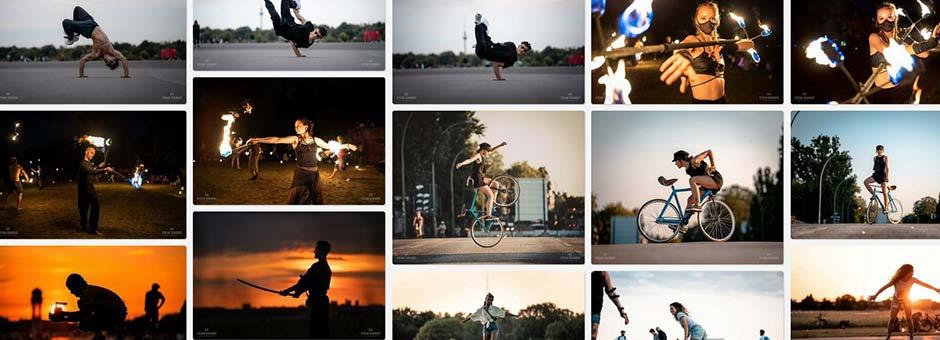 Galerie Action / Sport